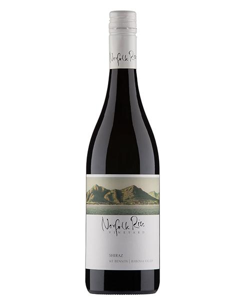 诺富酒庄西拉红葡萄酒
